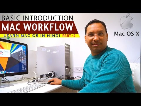 FREE APPLE MACINTOSH OS BASIC TRAINING| MAC OPERATING SYSTEM| APPLE COMPUTER|PART 2