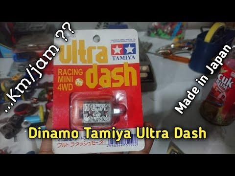 Dinamo Setan Ultradash Tamiya, ..?.. Km/Jam 😱