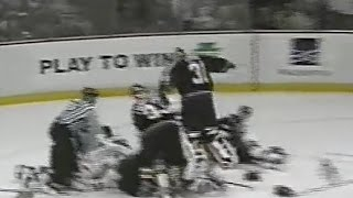 Crazy Hockey Brawl (371 PIM) - AHL Fight Night : Phantoms vs Senators Dec 28, 2003