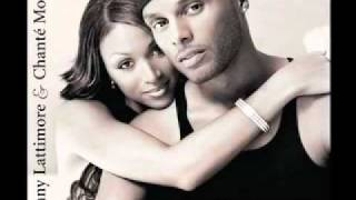 "KENNY LATTIMORE & CHANTÉ MOORE ""Love saw it"""