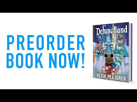 Defunctland: Guide to the Magic Kingdom Now Available for Preorders!