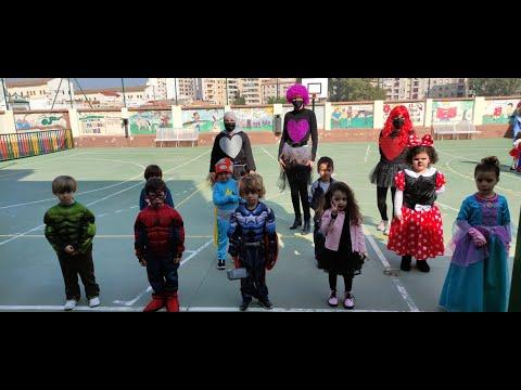 El CEIP Vicente Aleixandre ha celebrado un carnaval diferente