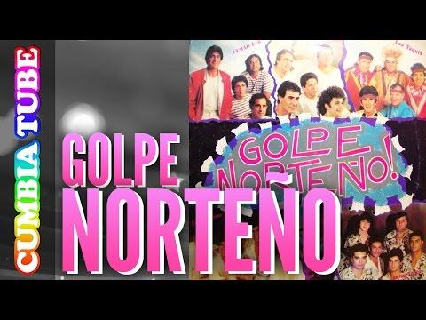 Golpe Norteño   Grupo Sombras - Granizo Rojo - Los Diferentes Y Más!