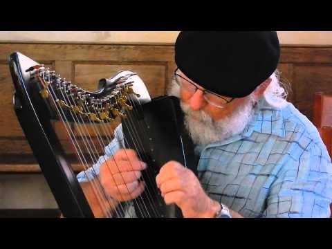 Harp In Christ Church Jerusalem Israel
