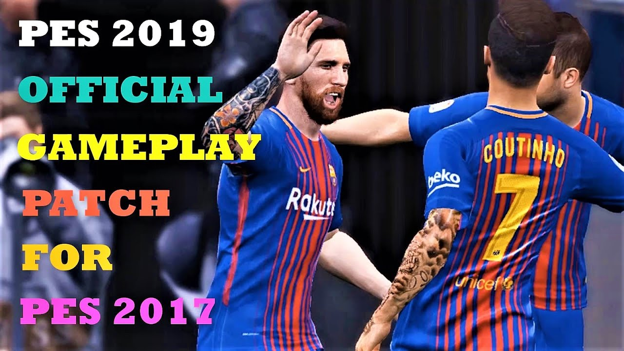 pes 2017 gameplay patch by alex