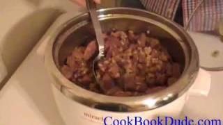 Brown Rice, Blackeye Pea And Sausage Jambalaya