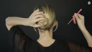 So-Phi Hair Sticks Hairtutorial | Haar Opsteken met een haarstokje