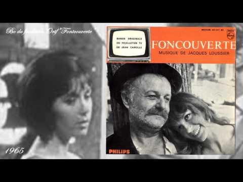 1965  FONTCOUVERTE  musique feuilleton ORTF
