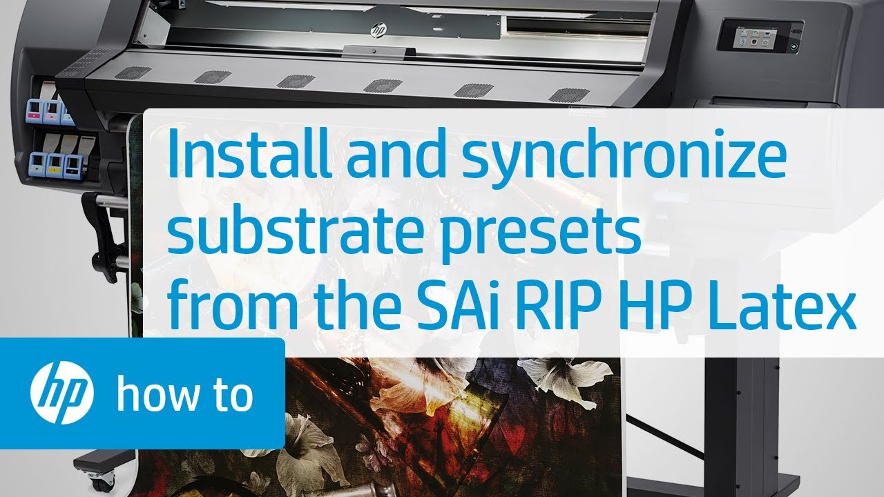 Flexiprint Hp Latex Design Print Software Sai Sai
