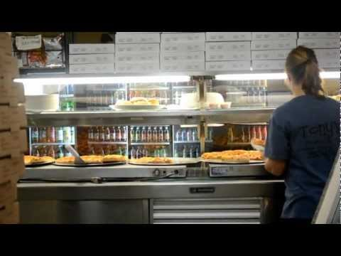 Tony's Pizza.  A Small Business Owner.wmv