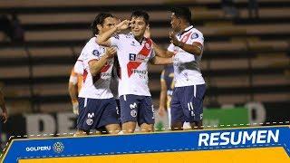 Resumen - Deportivo Municipal vs Sport Rosario 4-0