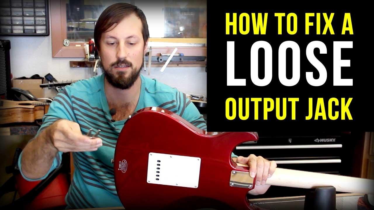 fender guitar input jack wiring [ 1280 x 720 Pixel ]