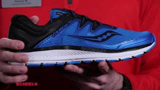 saucony guide iso review