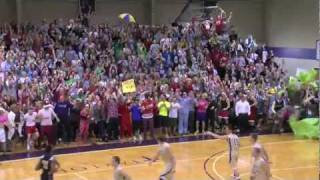 Repeat youtube video 2011 Taylor University Silent Night