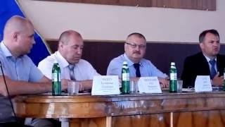 видео Голова Львівської ОДА зустрівся з головами РДА