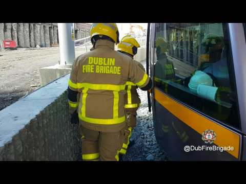 Dublin Fire Brigade Mass Casualty *Exercise* July 17 2