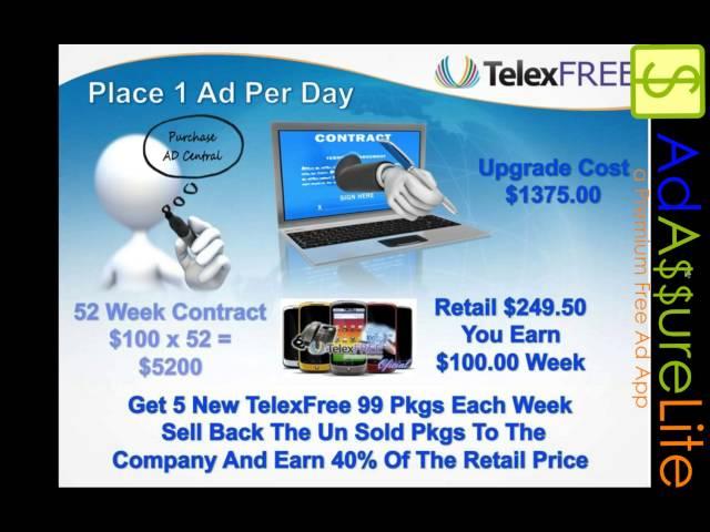 TelexFREE Short Webinar 21 min With Randy Crosby Travel Video