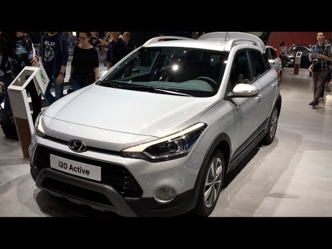 hyundai i20 active 2017 in detail review walkaround. Black Bedroom Furniture Sets. Home Design Ideas
