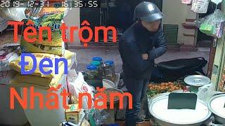 Tên trộm nhọ nhất ngày cuối năm ( cảnh ghi lại từ camera yosse )