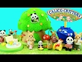 Calico Critters BABY Playsets Cute Baby Treehouse, Swimming Pool & Sandbox Whale Park DisneyCarToys