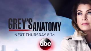 Anatomia de grey temporada 12 capitulo 22 Promo avance trailer