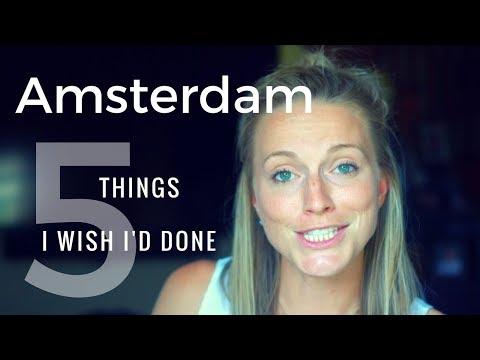 5 things I wish I