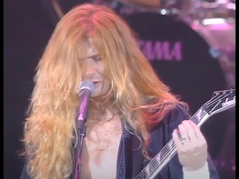 "Megadeth ""Ashes In Your Mouth"" live from 1992 posted + Nick Menza film trailer ..!"