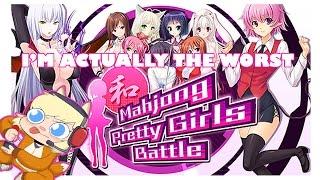 MAHJONG PRETTY GIRLS BATTLE ATTEMPT