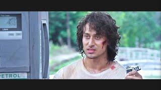 Tiger Shroff Daringbaaz in full movie Baaghi best and wonderful fight scene full HD