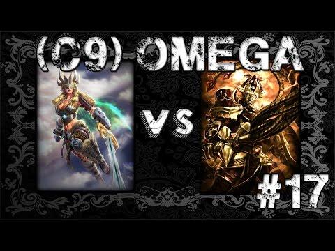 Smite - [C9] OMEGA - Masters Ranked Joust #17 - Freya vs Osiris
