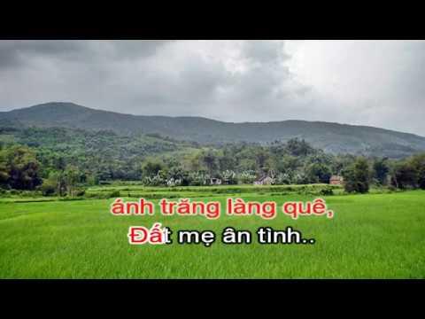 Karaoke - Quế Sơn đất mẹ ân tình