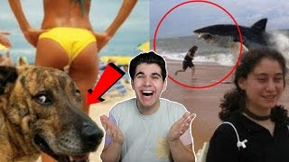 THE FUNNIEST PHOTOBOMBS EVER!!
