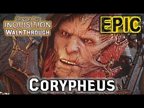 Dragon Age INQUISITION ► Haven ENDING: Corypheus, The Elder One & The Anchor #44