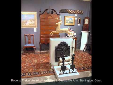 Washington Connecticut Antiques Show