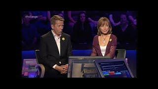 Celebrity WWTBAM UK - 4th September, 2007 (2/2)