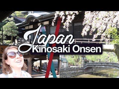 Japan Bath House Town! Kinosaki Onsen, Tips & Guide | Japan April 2018