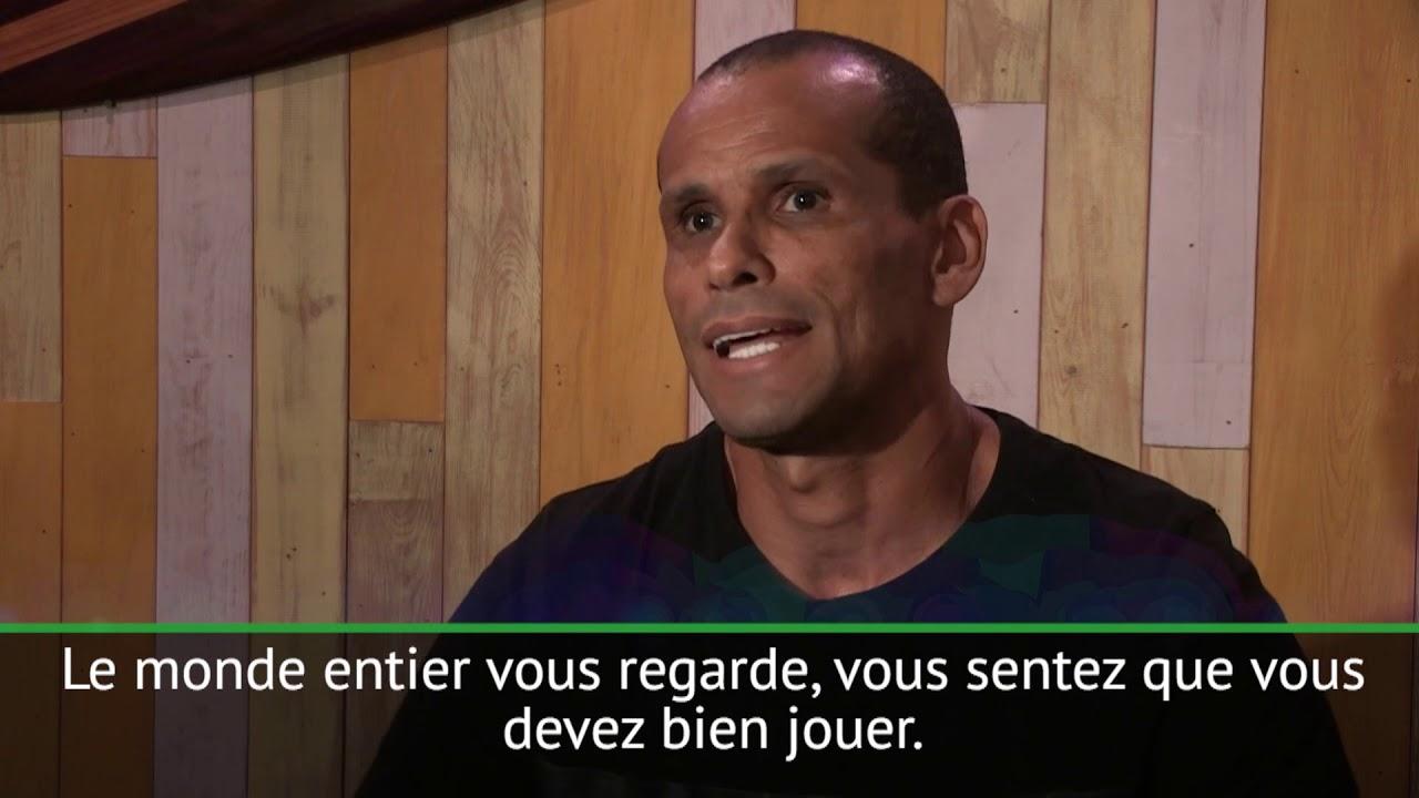 """Rivaldo : """"La pression est une bonne chose pour Neymar"""""""
