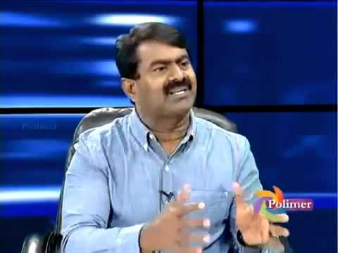 Sri lanka is anti india , but Tamil Eelam will be friendly to India: Seeman Speech