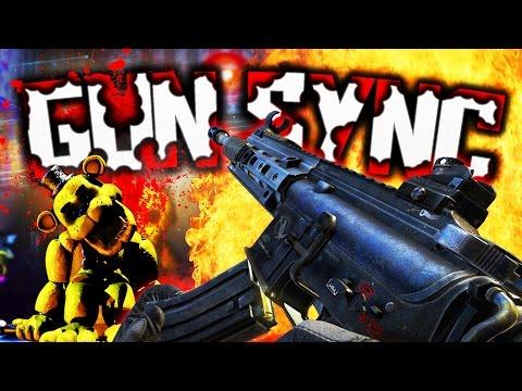 GUN SYNC - FIVE NIGHTS AT FREDDY'S 4 SONG