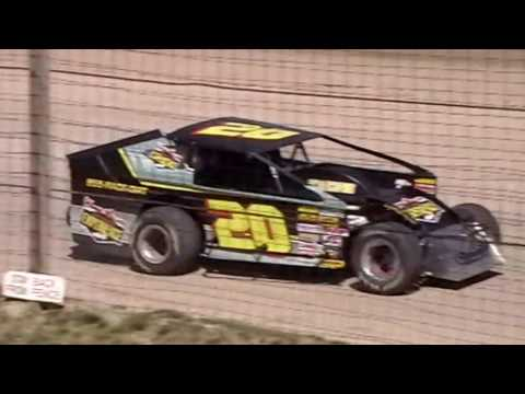 Greg Reed KWDRE Dirt Modified at Delaware International Speedway