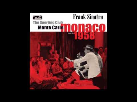 Frank Sinatra -  Monte Carlo 1958  ( Full Album )