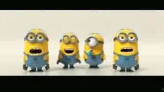 Миньоны поют!!!!:-D :-D