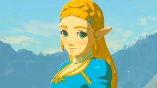 Zelda Breath of the Wild - True Secret Ending