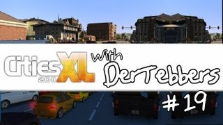 Cities XL 2011 - Ep19 - Traffic Troubles