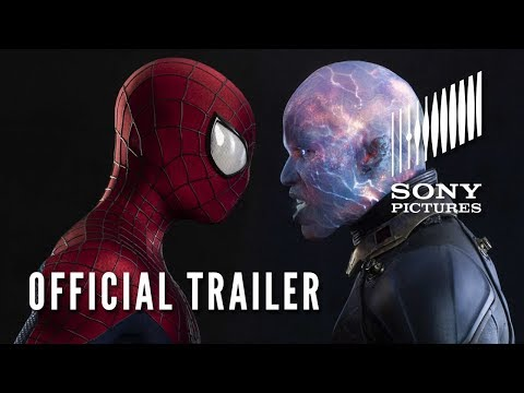 THE AMAZING SPIDER-MAN 2 - Official Trailer (HD)