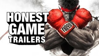 STREET FIGHTER V (Honest Game Trailers) thumbnail