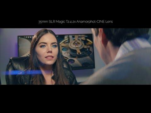 SLR Magic 2x Anamorphot-CINE Lenses - True Anamorphic Indie Filmmaking