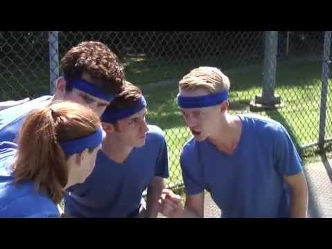 Sales Vs. Marketing Dodgeball - Funny - Lattice