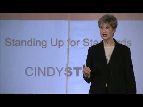 Teacher Librarian Day 2011 - 12 - Cindy Stout