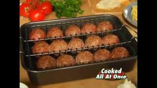Perfect Meatball Pan